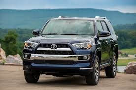 toyota vehicles price list 2016 toyota 4runner reviews and rating motor trend
