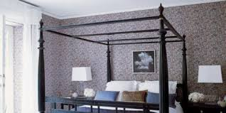 8 Ways To Decorate Around Four Poster Beds Ideas For Four Poster