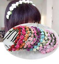 flower bands wedding flower hair bands ebay