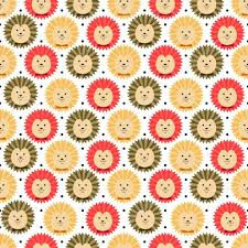 hedgehog wrapping paper hedgehog seamless pattern stock vector ritamalinina 97582328