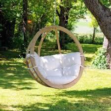 siege suspendu jardin globo chair fauteuil suspendu natura