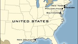 map us baltimore usa east coast port map at maps cruise details and parking usa