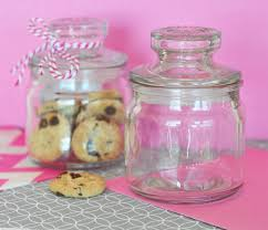 jar favors diy mini cookie jars