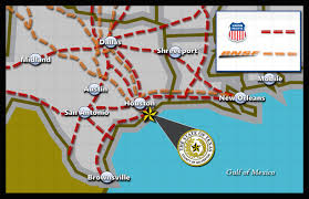 New Orleans Safety Map by Raw Material Supply U0026 Support Galveston County
