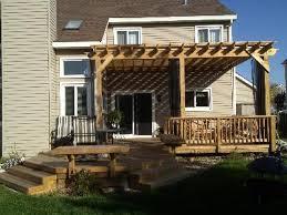 unique design pergola on deck exciting best pergola deck patio
