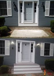 Front Entry Stairs Design Ideas Wood Entry Steps Search Entry Way Steps Pinterest