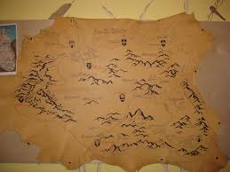 leather map skyrim map 25 different maps of skyrim to map out your journey