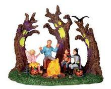 lemax spooky town 94968 lost in the woods battery operated 4 5v lemax spooky