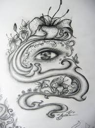 eye tattoos and designs page 68
