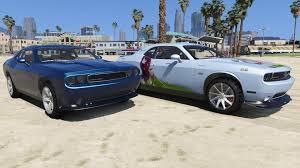 Dodge Challenger 392 - 2012 dodge challenger srt8 392 gta5 mods com