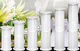 wedding arches and columns wholesale wedding columns wholesale columns events wholesale