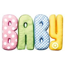 baby pillow letters gift card target