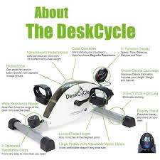 under desk foot exerciser deskcycle canada deskcycle under desk pedal exerciser helps to