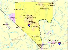 clark map file clark county nv map gif