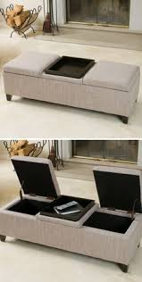 Overstock Bedroom Benches Nailhead Upholstered Storage Bench Overstock Com Shopping