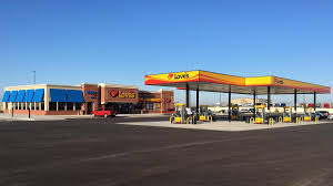 Oklahoma pilot travel centers images Love 39 s travel stop to add mega gas station in sinton san antonio jpg