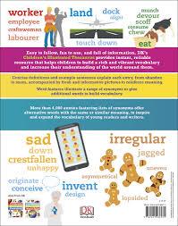 Synonyms For Customer Children U0027s Illustrated Thesaurus 9780241286975 Amazon Com Books
