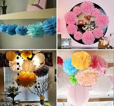 wholesale wedding decorations wholesale 820cm tissue paper pom poms wedding party decor craft