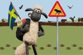 global shaun sheep attraction land sweden