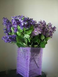 Homemade Flowers 25 Home Decorating Ideas Diy Flowers In Vase Diy Craft Projects