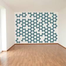 wohnraum wandgestaltung filz fliese bone stylisch selbstklebend 100 naturfilz felty