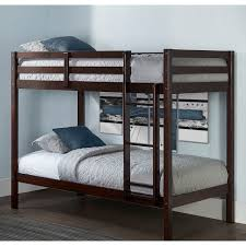 Bunk Beds And Mattress Hudson Bunk Bed Chocolate Value City Furniture And Mattresses