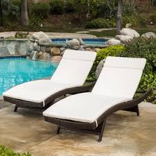 White Wicker Chaise Lounge Clearance White Wicker Chaise Lounges You U0027ll Love Wayfair