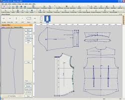 pattern and grading software assyst bullmer pattern design
