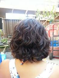 body wave perm hairstyle before and after on short hair perms for short hair before and after best short hair 2017