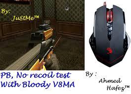 Mouse Macro Pb Termurah Macro Bloody Gaming Mouse No Recoil Script Pb Battle Royal