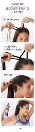 9 best easy workout hairstyles images on pinterest workout