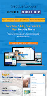 moodle theme api trending high quality responsive moodle theme by cmsbrand