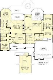 Find My Floor Plan by Plan 51736hz Flexible Southern Home Plan