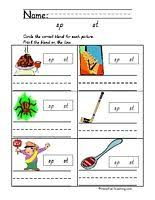 the 25 best blends worksheets ideas on pinterest consonant