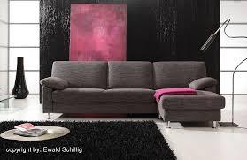 ewald schilling sofa ewald schillig ecksofa florenz anthrazit möbel letz ihr