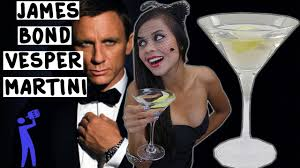 martini vesper how to make the vesper martini tipsy bartender youtube