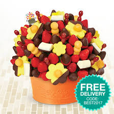 chocolate covered fruit baskets fruit arrangements fruit bouquets edible arrangements