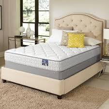serta amazement plush king size mattress set free shipping today
