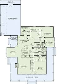 baby nursery one floor house plans with wrap around porch