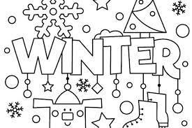 coloring pages about winter printables coloring pages winter puzzle coloring pages printable