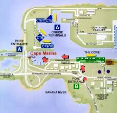 port canaveral map port canaveral cruise terminal shuttle port canaveral ground
