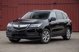 suv acura 2014 acura mdx sh awd first test truck trend