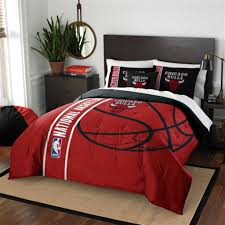 Jordans Furniture Bedroom Sets by Chicago Bulls Full Comforter Set Bedroom Pinterest Full