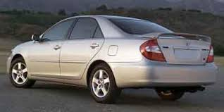 2004 model toyota camry 2004 toyota camry values nadaguides