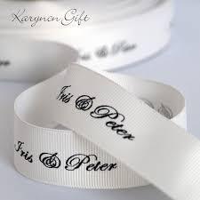 printed ribbons for favors popular printed ribbon favors buy cheap printed ribbon favors lots