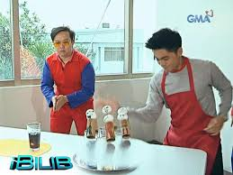 Challenge Nose And Ibilib Donita Nose And Miguel Tanfelix Take On The Egg Drop Level