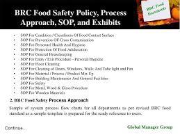 brc global standard for food issue 6 documentation pdf flipbook