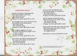 christmas bell countdown poem christmas decore