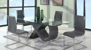 Dining Tables Canada Modern Glass Dining Table Canada Dining Table Set