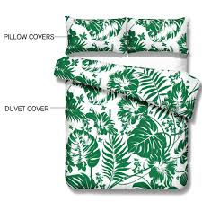 amazon com 3 pieces lightweight microfiber duvet cover set